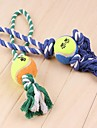 Dog Toy Pet Toys Chew Toy Interactive Rope Textile