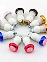 2 Режим велосипед Ручка светодиодные Прохладный LED Сплав Вилки (LR1130/AG10 * 2)