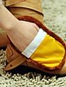 многофункциональный мягкая имитация чище шерсть обуви (случайный цвет)