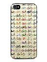 caso difícil andar de bicicleta padrão para iPhone 5 / 5s
