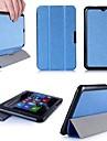 beboncool degre multiples de protection tenir debout etui en cuir PU avec / fonction de reveil le sommeil de automatique pour flux de HP8