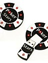 2gb de poker legal chip de memoria usb 20 pen drive flash de vara