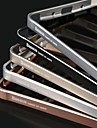 baseus® ультратонкий аэрокосмического алюминиевого сплава бампер рама жесткий чехол для Samsung Galaxy Примечание 4