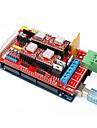 3D 프린터 메가 2560 R3 + 램프 1.4 방패 + 4988 스테퍼 드라이버 세트를 확장