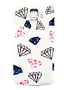 Diamond Pattern Thin Hard Case Cover for Samsung Galaxy S5 I9600