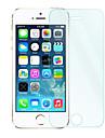 0,33 milimetros protetor de tela de vidro temperado com pano de microfibra para iphone 5 / 5s / 5c