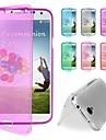 Samsung S4 I9500 - Полноразмерные чехлы - Однотонные - Мобильный телефон Samsung (