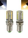 7W E14 LED лампы типа Корн T 64 SMD 3014 1536 lm Тёплый белый / Холодный белый AC 220-240 V 1 шт.