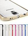 d grande liga de aluminio para-choques protector para i9600 Samsung Galaxy S5