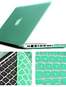 """Enkay Case for Macbook Pro 15.4"""" Solid Color Plastic Material Protective Keyboard Film and Matte Case"""