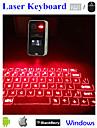 touchez portable bluetooth clavier virtuel de projection laser avec lcd samsung iphone ipad ordinateur portable pc