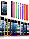BIG D Colorful PC Frame for iPhone 4 /4S (Assorted Color)