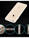 용 아이폰6케이스 / 아이폰6플러스 케이스 방수 / 울트라 씬 / 투명 케이스 뒷면 커버 케이스 단색 소프트 TPU iPhone 6s Plus/6 Plus / iPhone 6s/6