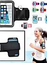 아이폰 6 피트 니스 스포츠 완장 (모듬 된 색상)