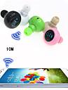 무선 스포츠 헤드셋 안티 - 방사선 미니 스테레오 블루투스 이어폰 아이폰 6 / 6plus의 S6를위한 이어폰 (모듬 된 색상)