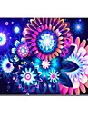 Dreamlike Flower Design Full-Body Protective Plastic Case for 11-inch/13-inch New MacBook Air