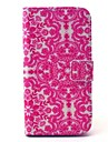 Flowers Pattern Full Body Case for Samsung Galaxy S4 I9500