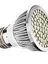 E27 7W(=Incan 60W) 60X2835SMD 700LM CRI>80 WarmWhite/White Light LED Spotlight Bulb AC110V /220V