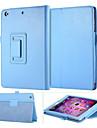 caja de cuero de la PU para Apple iPad Mini 1 2 3 soporte inteligente sueno magnetico despertar cubierta de la bolsa + screen + stylus
