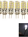 LED a pannocchia 24 SMD 3014 YouOKLight G4 2W Decorativo 150 LM Luce fredda 6 pezzi AC 220-240 V