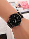 Men's Watches Korean Leisure Belt Marble Mirror Quartz Watch Cool Watch Unique Watch