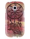 Windbell Design TPU IMD Soft Cover for Samsung Galaxy S3 Mini I8190