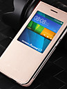 cuir PU d'origine smart auto-sommeil boîtier de corps complet pour Huawei Ascend g7 C199 (couleurs assorties)