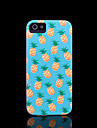 ananas mönster täcker för iphone 4 case / iphone 4 s fall