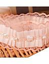 katten / honden Kraag Waterdicht / Verstelbaar/Uitschuifbaar Roze Textiel
