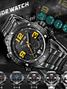 WEIDE® Men Fashion Analog Digital Sport Watch Stainless Steel Stopwatch/Alarm Backlight/Waterproof Wrist Watch Cool Watch Unique Watch