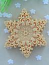 forma flocos de neve molde sabao bolo fondant de chocolate do molde de silicone, ferramentas de decoracao artigo de forno