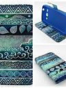 For Samsung Galaxy Case Wallet / Card Holder / with Stand / Flip Case Full Body Case Geometric Pattern PU Leather SamsungCore Prime /