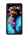 Beautiful Butterfly Design Aluminum High Quality Case for Samsung Galaxy A3/A5/A7/A8