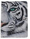 Для Кейс для  Samsung Galaxy Бумажник для карт / Кошелек / со стендом / Флип / С узором Кейс для Чехол Кейс для Животный принт