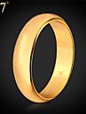Винтаж/Очаровательный/Для вечеринки/Для офиса/На каждый день - Кольцо-обод ( Сплав/Платиновое покрытие/Позолота
