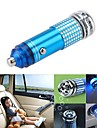 New Mini Auto Car Fresh Air Ionic Purifier Oxygen Bar Ozone Ionizer Cleaner