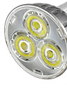 HRY® 3W MR16 260LM Warm/Cool White Light LED Spot Lights(12V)