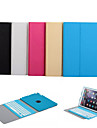 Auto Wake/Sleep Bluetooth Keyboard Removable Case for Apple iPad Air (Assorted Color)