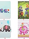 Elephant Pattern High Quality PU Leather with Stand Case for 7 Inch Universal Tablet