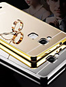 Back Cover Plating / Mirror Solid Color Metal HardHuaweiHuawei P8 / Huawei P8 Lite / Huawei P7 / Huawei Honor 6 / Huawei Honor 6 Plus /