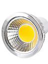 3W GU10 LED-spotlys MR16 1 COB 250LM lm Varm hvid / Kold hvid Dekorativ AC 85-265 V 1 stk.