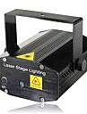lt - vægt rød + grøn fjernbetjening mini blinkende laser fase belysning (stemmestyring / selvkørende / fjernbetjening)
