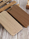 Para Funda iPhone 5 Disenos Funda Cubierta Trasera Funda Fibra de Madera Suave TPU iPhone 7 Plus / iPhone 7 / iPhone SE/5s/5