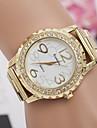 Men\'s Women\'s Unisex Fashion Watch Quartz Alloy Band Vintage Silver Gold Rose Gold