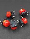 Контроль электрической мощности 4-контактный кнопка Swit (5шт)