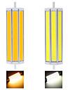 30W R7S Ampoules Mais LED T 3 COB 2500 lm Blanc Chaud Blanc Froid Decorative AC 85-265 V 1 piece
