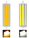 R7S LED 콘 조명 T 3 COB 2500 lm 따뜻한 화이트 / 차가운 화이트 장식 AC 85-265 V 1개