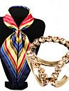 Femme Broche Mode Bijoux de Luxe Imitation Diamant Alliage Bijoux Pour Mariage Soiree Occasion speciale Anniversaire Quotidien Decontracte
