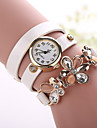 Woman's Watches The Plum Blossom Round Drill Bracelet Watch Fashion Decoration Watch Cool Watches Unique Watches