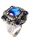 Big Crystal Fashion Elegant Ring for Men